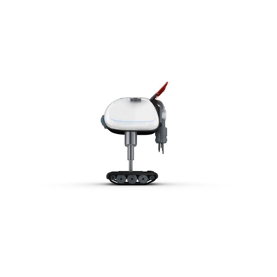 Postać zabawnego robota 14 royalty-free 3d model - Preview no. 6