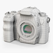 Sigma SD1 Merrill DSLR-kamera 3d model
