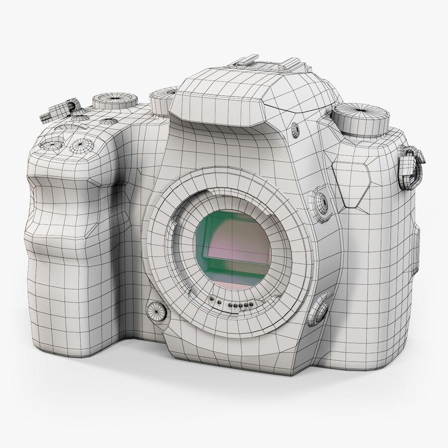 Sigma SD1 Merrill DSLR-kamera royalty-free 3d model - Preview no. 1