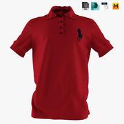 Ralph Lauren - camicia 3d model