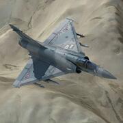 Mirage2000 C 3d model