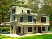 ハウス2 3d model
