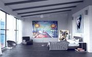 Chambre 3d model