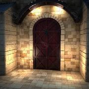 Puerta 7 modelo 3d