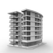 Condominio 3d model
