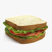 Sandwich 2 3d model