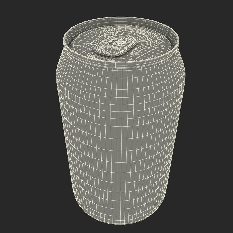 알루미늄 깡통 0.33L 스프라이트 royalty-free 3d model - Preview no. 20