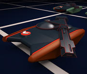 Tron (1982) Tanks 3d model