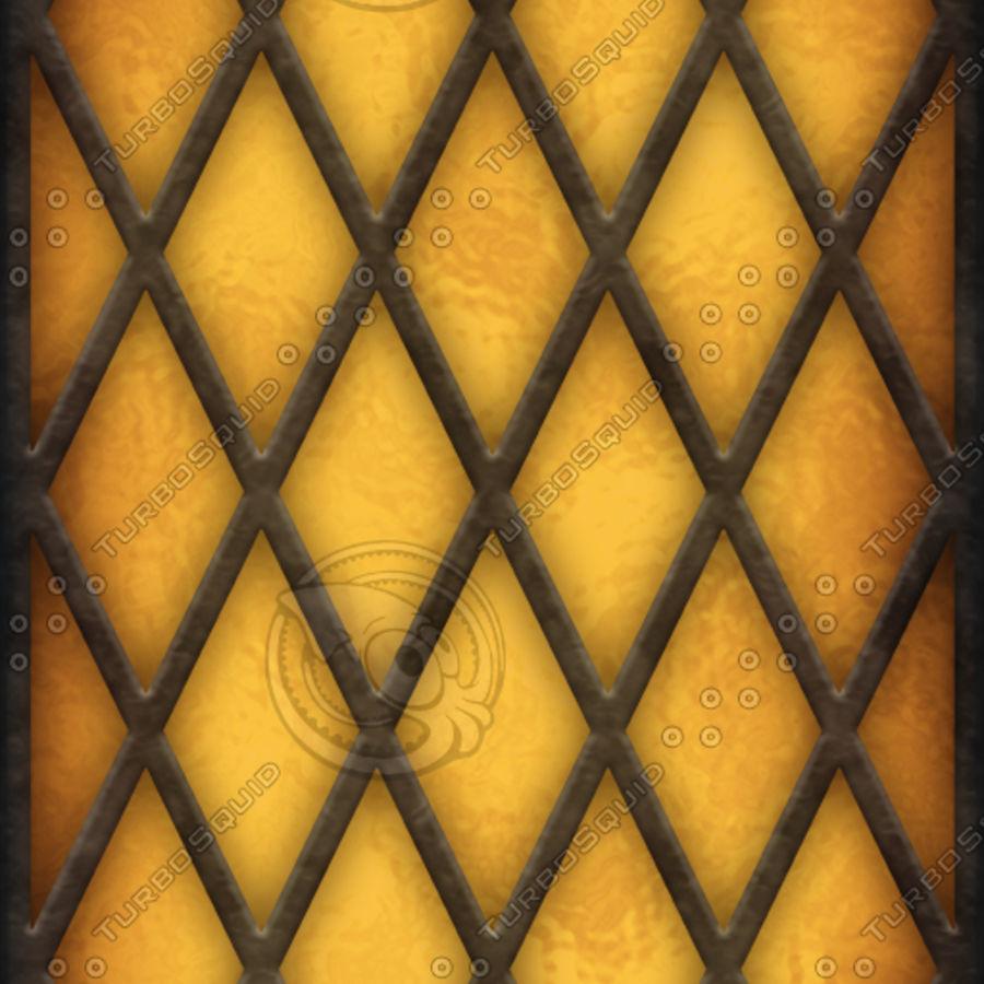 Średniowieczny zestaw sprzętu Low Poly royalty-free 3d model - Preview no. 19