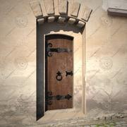 kapı 6 3d model