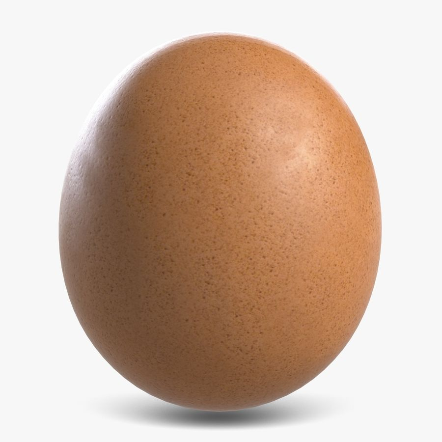 Egg royalty-free 3d model - Preview no. 1
