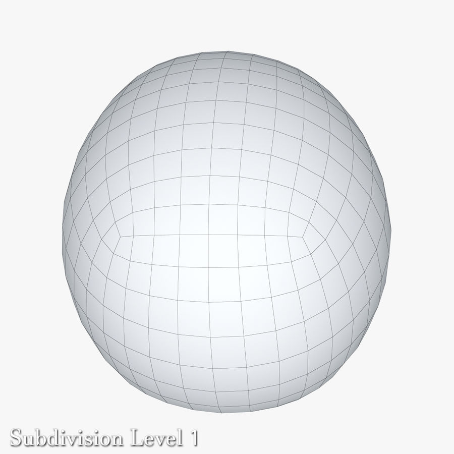 Egg royalty-free 3d model - Preview no. 12