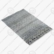 Amara Halı Fas Halıları 9058a 3d model