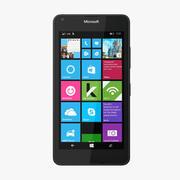 Microsoft Lumia 640 LTE 3d model