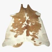 Cow Carpet #4 3d model