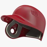 Batting Helmet 2 modelo 3D 3d model