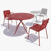Unopiu outdoor furniture Happy Hour 3d model