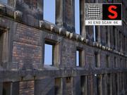 Gate Elevation pronto per il gioco 3d model