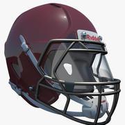 Riddell Revo Speed Football Helmet 3d model