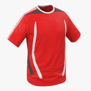 T-shirt Algemeen 2 3d model