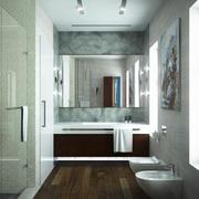 Bathroom_01 3d model