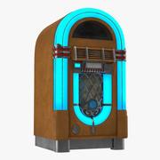 ジュークボックス2ジェネリック 3d model