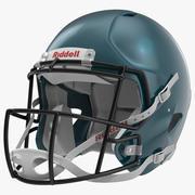 Football Helmet 3 Riddell 3d model