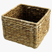 Straw Basket 3d model