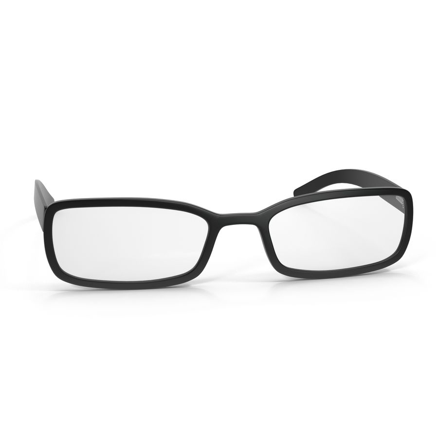 Glasses Collection royalty-free 3d model - Preview no. 16