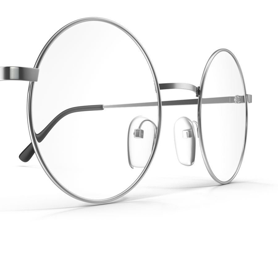 Glasses Collection royalty-free 3d model - Preview no. 43