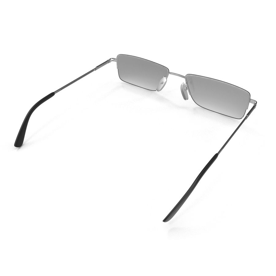 Glasses Collection royalty-free 3d model - Preview no. 29