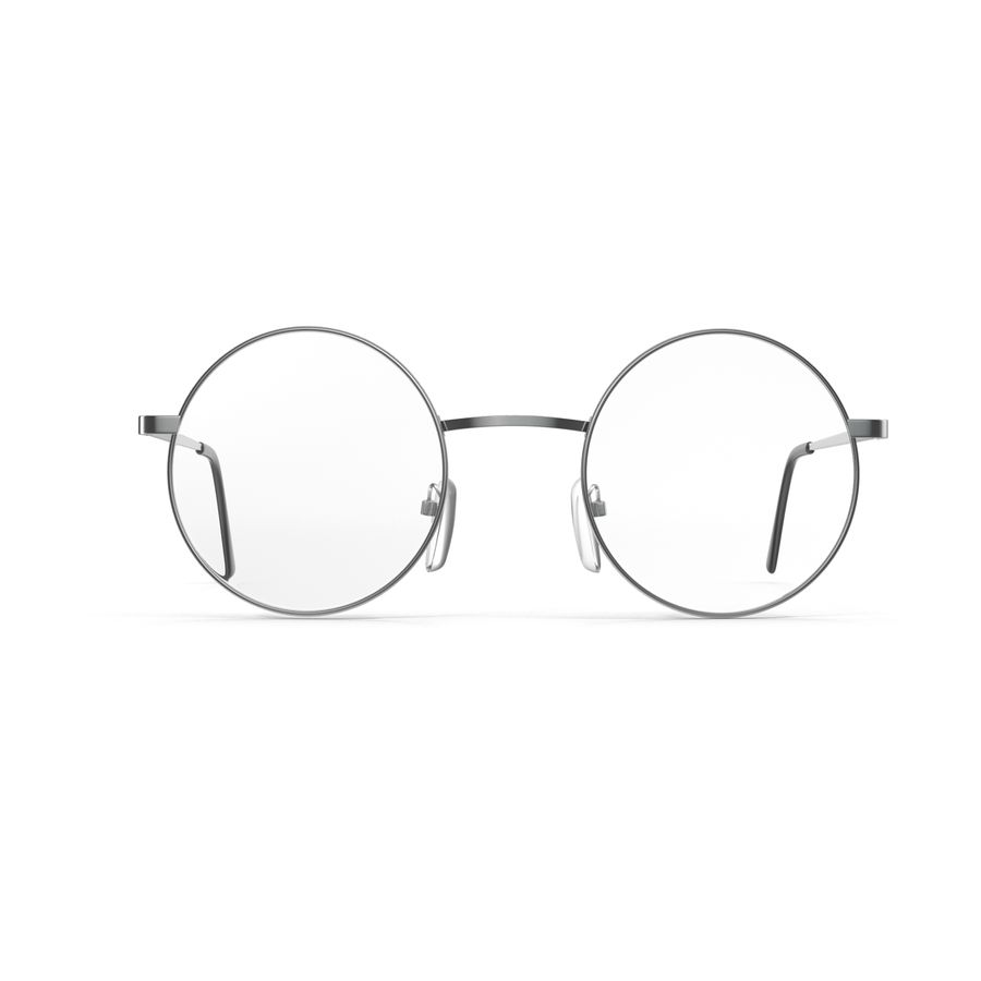 Glasses Collection royalty-free 3d model - Preview no. 37