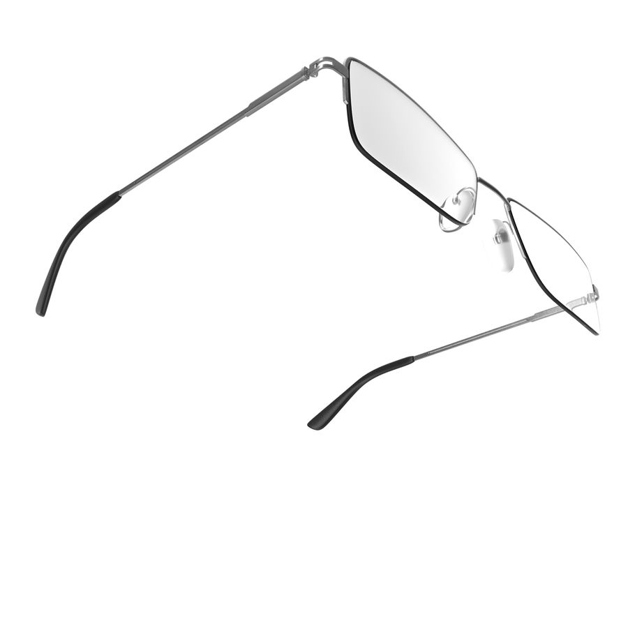 Glasses Collection royalty-free 3d model - Preview no. 35