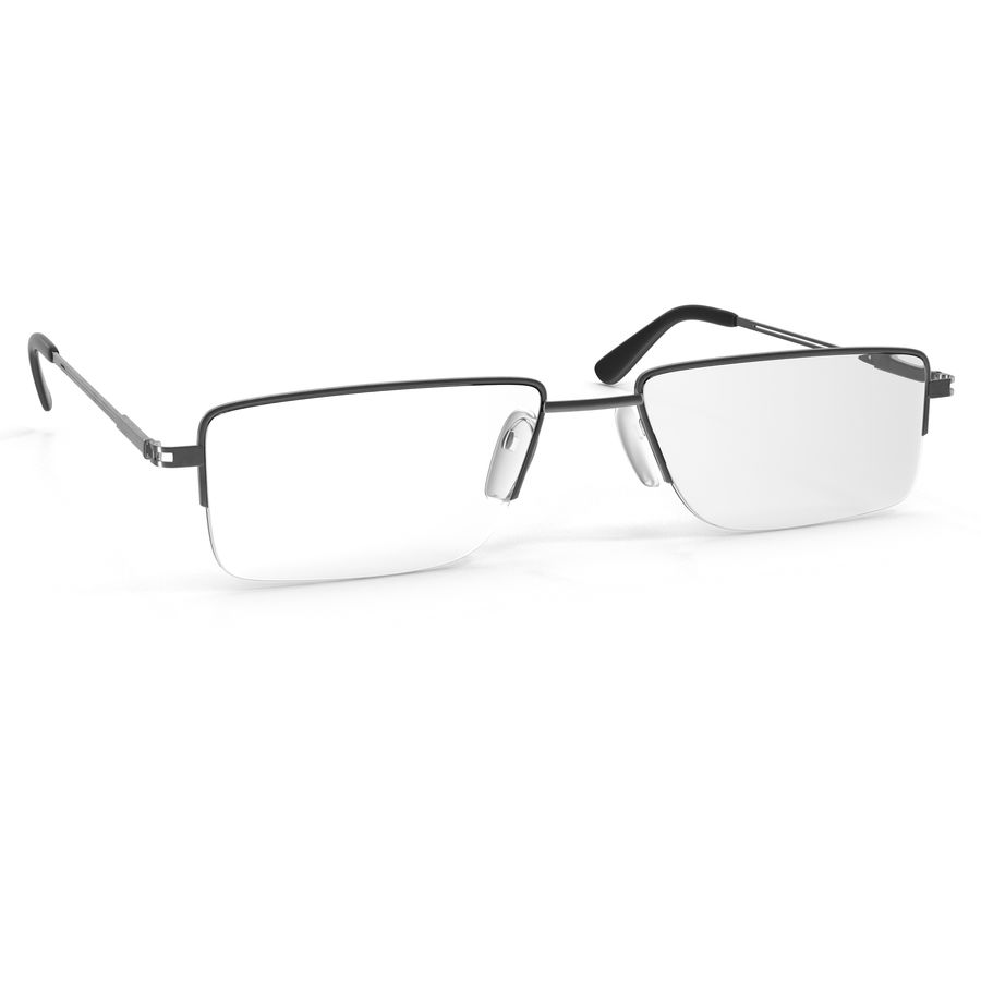 Glasses Collection royalty-free 3d model - Preview no. 26