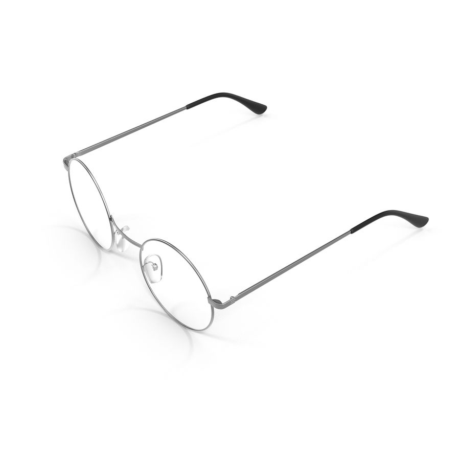 Glasses Collection royalty-free 3d model - Preview no. 41