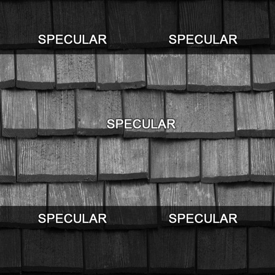 Roofing #09 royalty-free 3d model - Preview no. 10