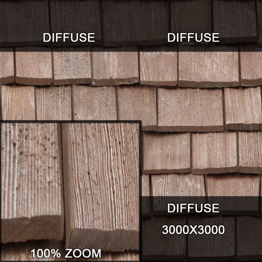 Roofing #09 royalty-free 3d model - Preview no. 9