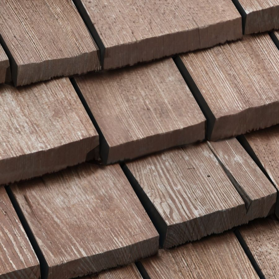 Roofing #09 royalty-free 3d model - Preview no. 1