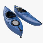 Kayak modelo 3D genérico modelo 3d