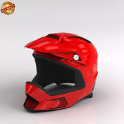 Bike Helmet 3d model