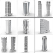 Collezione Skyscraper 3d model