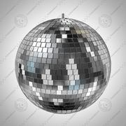 Mirrorball Discoball 3d model