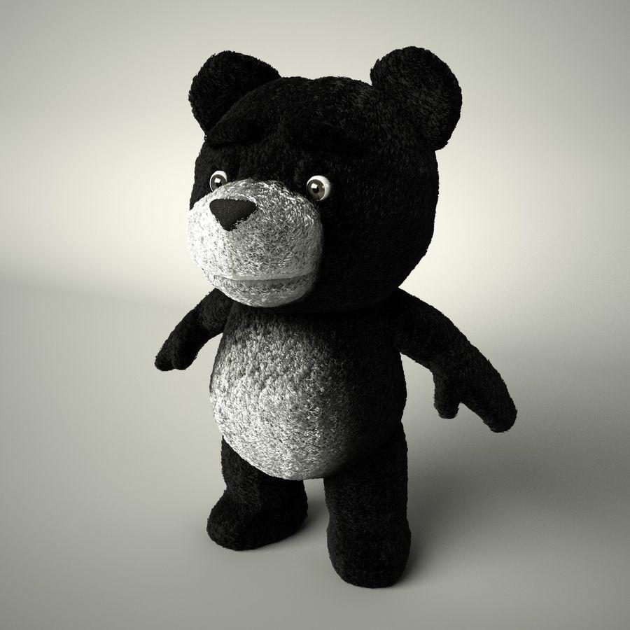 4 3D49c4dobjfbxdxf3ds modello Free3d Bear Teddy w08PNnXOk