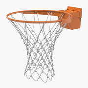 Basketball Rim Generic 3d model