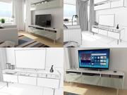 客厅Colm 2015 3d model