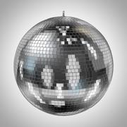 Disco Mirrorball groot 3d model