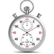 Yüksek Kaliteli Kronometre 3d model