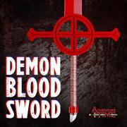 Dämonen-Blutschwert 3d model