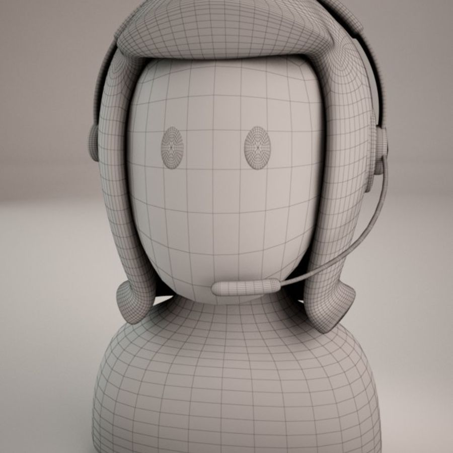 3D иконки royalty-free 3d model - Preview no. 2