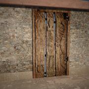 ドア3 3d model